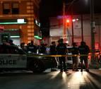 Al menos tres muertos y doce heridos por un tiroteo en Toronto