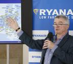 Ryanair prevé despidos y reducir los vuelos invernales si sigue la huelga