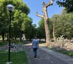 Concluyen los trabajos de conservación de los caminos de la Vuelta del Castillo