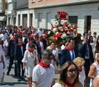 Las Reliquias reviven en San Adrián la tradición del siglo XII