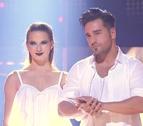 Bustamante y su compañera Yana, ganadores de 'Bailando con las estrellas'