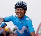 Quintana, Carapaz y Valverde liderarán un potente Movistar Team en La Vuelta 2019