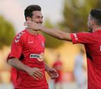 Osasuna supera al Huesca y al calor en Fustiñana