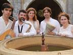 Zorongo musicaliza los espacios de la Colegiata de Roncesvalles