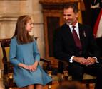 La princesa Leonor ya tiene moneda y cuesta reconocerla