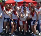 La peña El Moscón eleva la cultura del vino en San Adrián