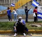 Nicaragua llega a 100 días de conflicto con 448 muertos y economía a la baja