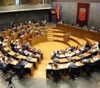 El Parlamento muestra su disposición a apoyar el aval para Osasuna