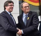 La Crida de Puigdemont ahonda la división entre las fuerzas independentistas