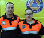 """Javier Jalvo y Esther Torrijos: """"Tudela es un referente en Navarra y a nivel nacional"""""""