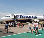 Ryanair lanza tres nuevas rutas entre España y Europa