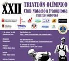 El XXII Triatlón Olímpico Club Natación Pamplona, el domingo con 224 dorsales
