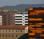 El precio medio de los pisos en Navarra se ha recuperado un 15% en dos años