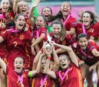 La selección femenina jugará el 31 de agosto en Santander contra Finlandia