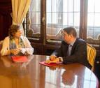 El ministro Planas y la consejera Elizalde analizan su postura ante la PAC