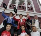 Tres festejos de alto nivel en la plaza de toros de Estella