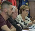 """UPN critica el """"copia y pega"""" del alcalde de Estella con la ikurriña"""