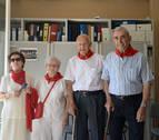 Los mayores prenden la mecha en Beriáin