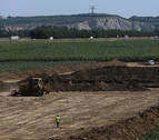 Las obras del tramo Villafranca-Peralta del TAV comenzarán en septiembre