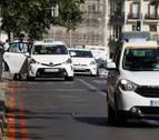 Pamplona, entre las ciudades más caras para coger un taxi, según Facua
