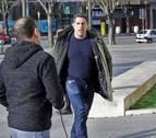 El expelotari navarro Mikel Goñi entra en prisión
