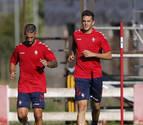Juan Villar y Fran Mérida, descartados para el partido ante el Nàstic