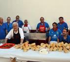 El deporte, la gastronomía y la sostenibilidad se dan la mano en Lodosa