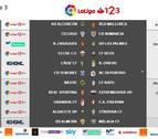 Osasuna jugará en Granada el 2 de septiembre a las 18 horas