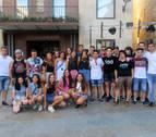 Cascante celebra sus fiestas de la juventud