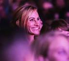 Julia Roberts, una 'pretty woman' viendo 'Pretty Woman' en Broadway