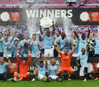 El City barre al Chelsea y se apunta la Community Shield inglesa