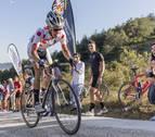 Cuatro días de gran ciclismo juvenil en Navarra