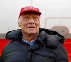 Niki Lauda evoluciona de forma
