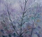 Abstracción y geometría en el paisaje del pintor Tomás Sobrino