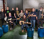 El grupo No More Blues llega el viernes a la plaza de los Burgos
