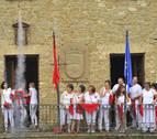 Las mujeres prenden la mecha en San Martín de Unx