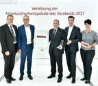VW Navarra obtiene el 2º puesto en la Copa de Seguridad Laboral de la marca