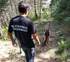 La autopsia al peregrino fallecido en Izco relaciona su muerte con el calor