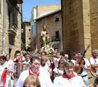 San Martín honra a su patrona en el día grande de sus fiestas