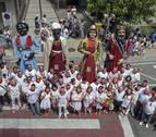 El Día de la Merindad de fiestas de Estella anuncia cambios camino de los 20 años