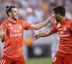 Bale y Asensio vuelven a dar el triunfo al Real Madrid