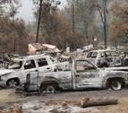 California batalla contra su peor incendio