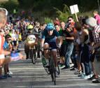 El HMT presenta sus credenciales en la Vuelta a Pamplona