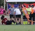 Aridane, prácticamente descartado para Granada al resentirse de su lesión