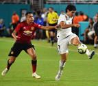 Jesús Vallejo será baja varias semanas por una lesión en el recto femoral