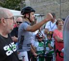 Etxeberria pone nombre navarro a la Vuelta a Pamplona