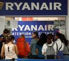 Irache logró ganar a Ryanair dos sentencias por una huelga de la compañía