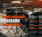 Barañáin programa tres tardes musicales de verano en el anfiteatro natural del lago