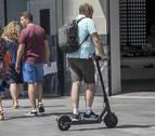 Patines, patinetes y vehículos eléctricos: Las nuevas reglas de movilidad en Pamplona