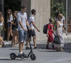 Vende su patinete en internet porque el Ayuntamiento de Pamplona le
